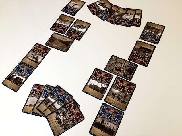 Fog & Friction Review battlefield layout
