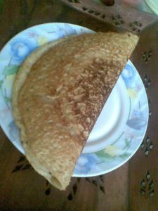 chilla or savoury pancakes