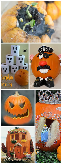 15 super fun ways to PLAY with pumpkins