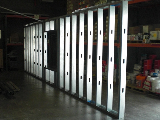 ThermaChannel Steel Stud Wall