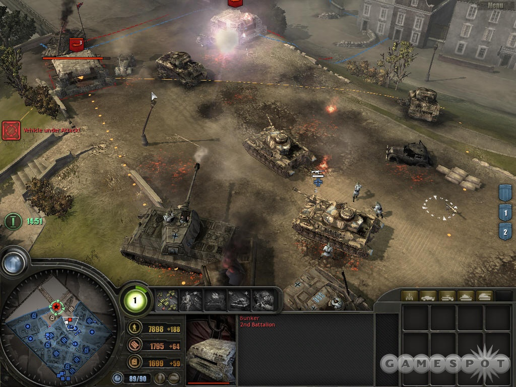 company of heroes opposing fronts ost