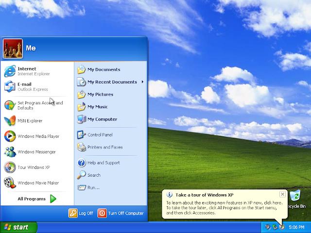 В некоторых ситуациях есть возможность запустить компьютер с Windows XP в б
