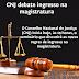 CNJ debate ingresso na magistratura