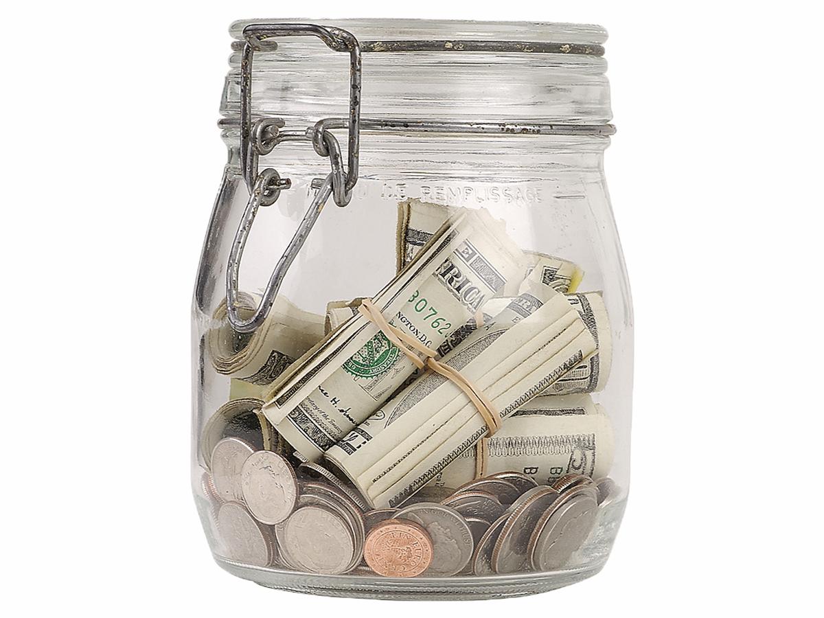 Pilihan terbaik untuk menyimpan uang