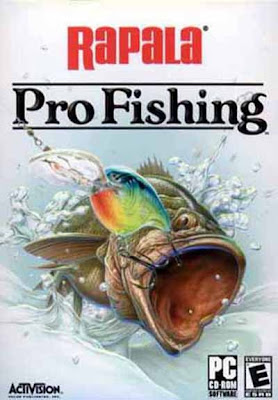 Rapala Pro Fishing 2004 For PC