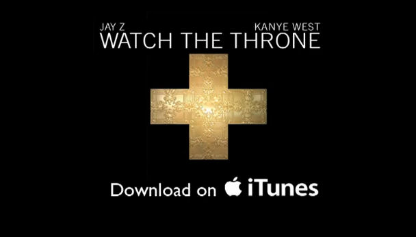 Kanye West & Jay-Z - 'Watch The Throne'   Download