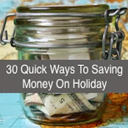 Saving Money On Holiday Advice