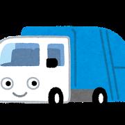 ゴミ収集車・清掃車のキャラクター