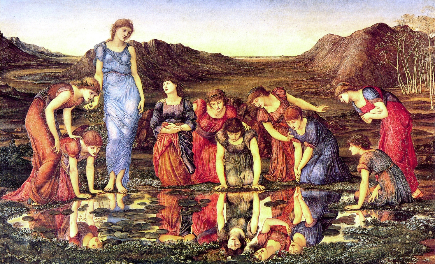 Edward Burne-Jones venus