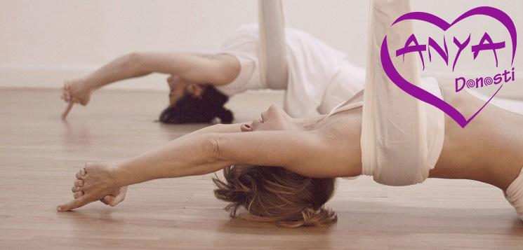 Anya Yoga Aéreo® Escuela Donosti