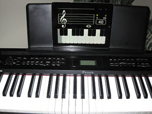 Digital Pianos &amp; iPad piano education
