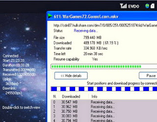 review download internet evdo flexi