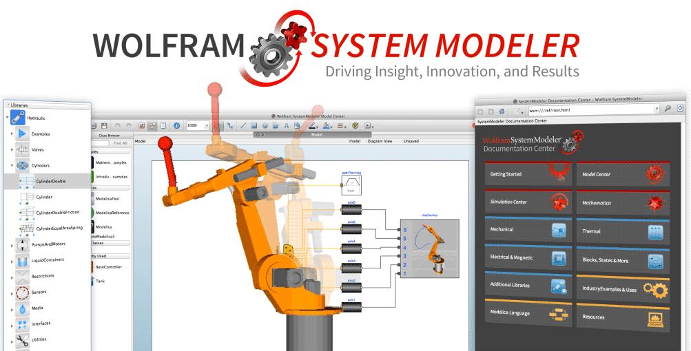 Wolfram SystemModeler 4 Standard