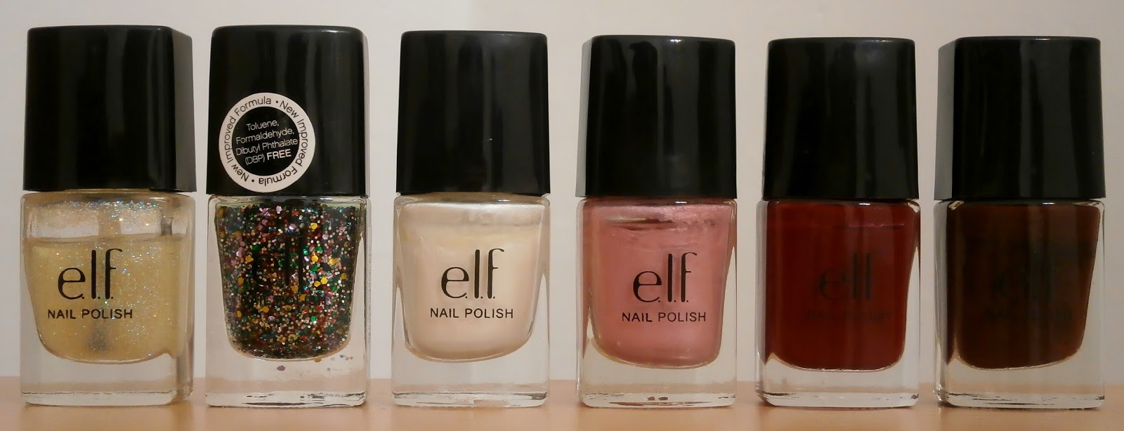 Nail Polish Collection | E.L.F. Cosmetics - Every Beauty Addict\'s Bible