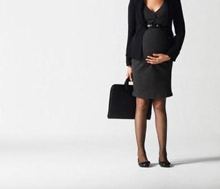 Mujeres embarazadas en el trabajo