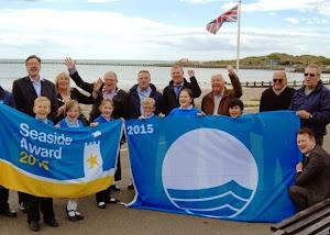 Blue Flag for Littlehampton