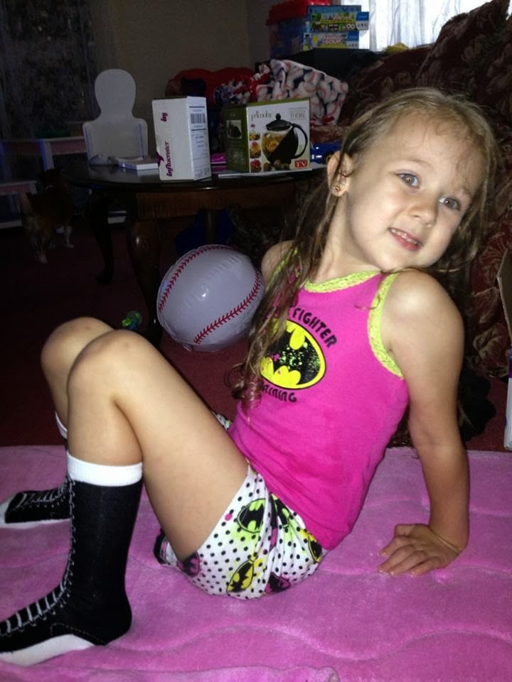 Mommyyof2babies: JuDanzy Leg Warmers and Girl Knee High Socks Review