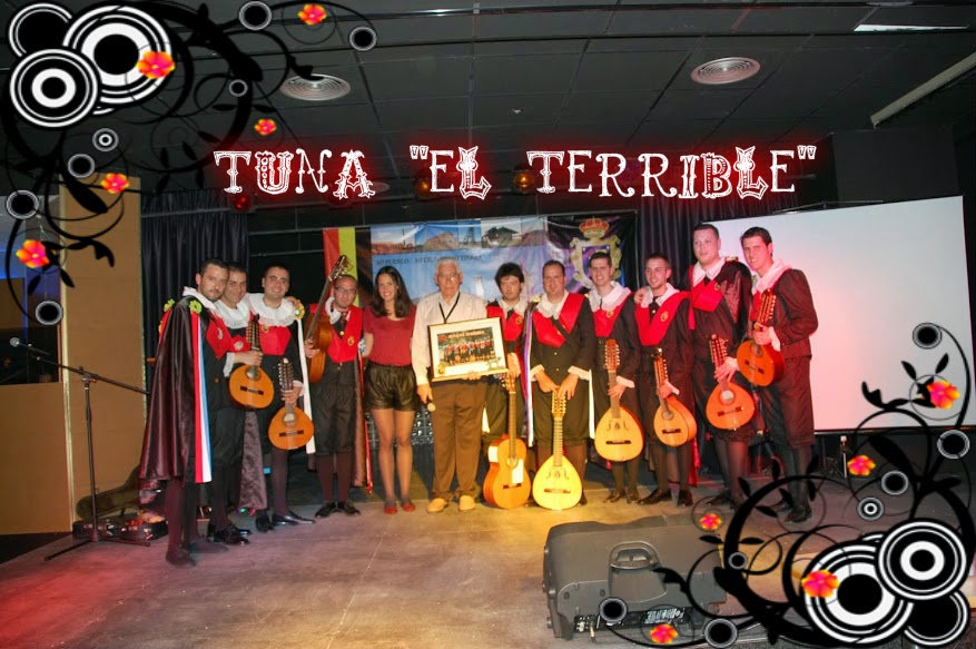 La Tuna en Barcelona