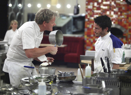 hells kitchen season 10 episode 8 recap - Hells Kitchen Season 10 Episode 1