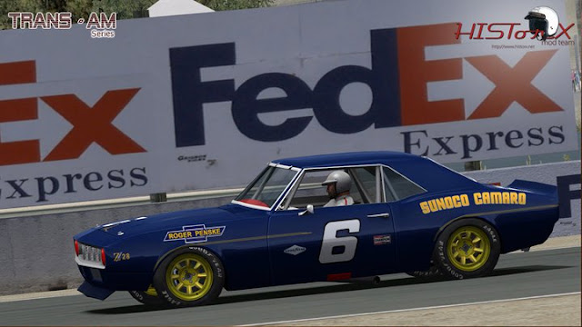 Mod rFactor Historic and Touring Cars 2.0