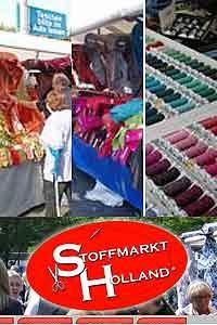 Holland Stoffmarkt in Freising - Münchner-Umland am 19.04.2015