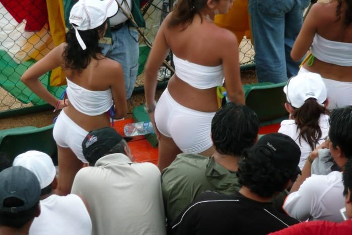 Culonas Edecanes De Maseca Gratis