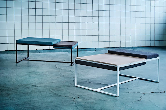 Coffee N Rest tables by Thomas Albertsen, danishdesign MAKERS