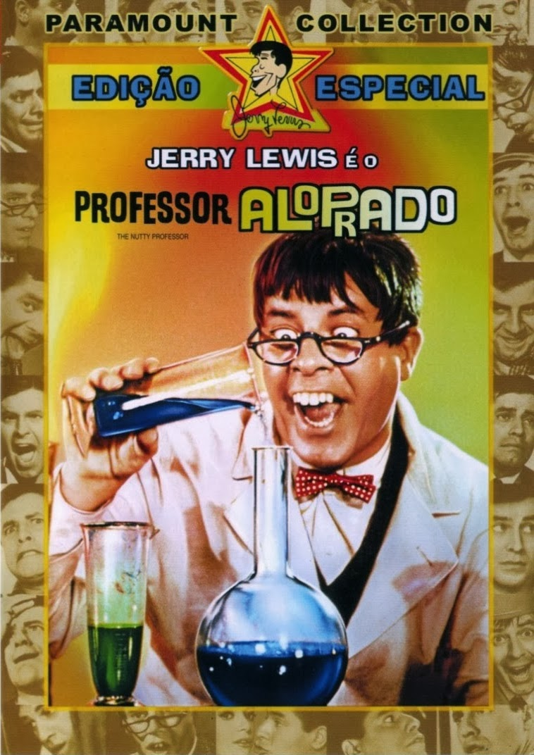 O Professor Aloprado – Dublado (1963)