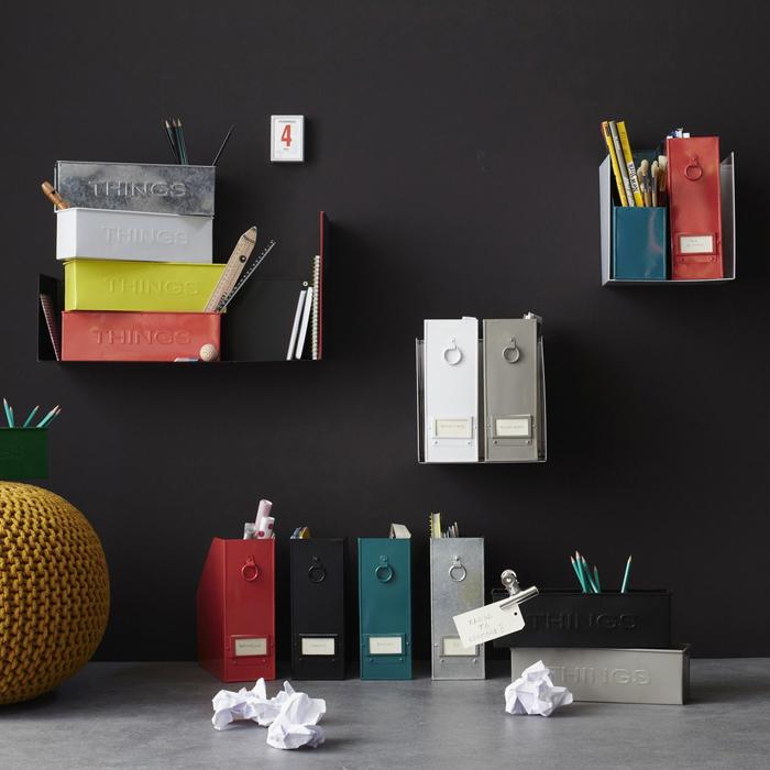 stationery for kids desk  storage  AM-PM