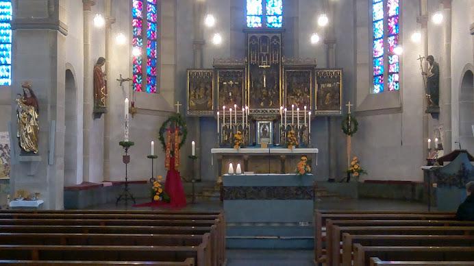 کلیسای St.Johannes در آلمان