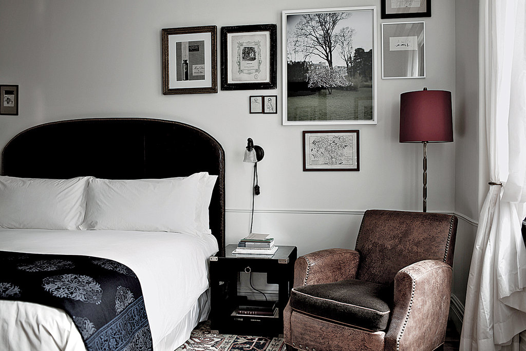 ze interior designs rooms at nomad hotel new york
