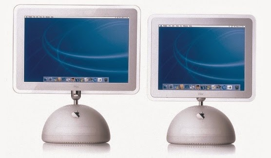 моноблок iMac G4 разных размеров