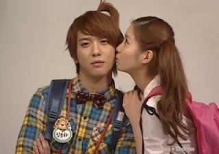 yongseo kiss,wedding photoshoot,wgm,goguma couple