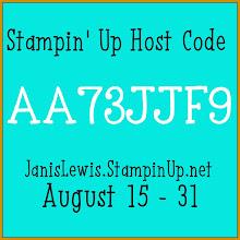 Shop Stampin' Up
