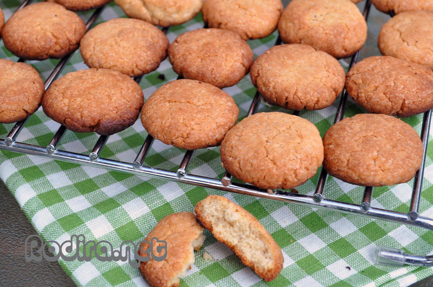 Рецепты печенья на кефире в домашних условиях
