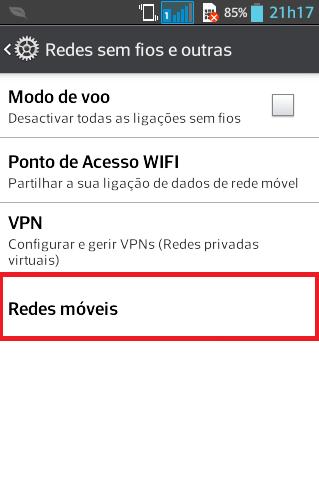 Redes 3G Tim