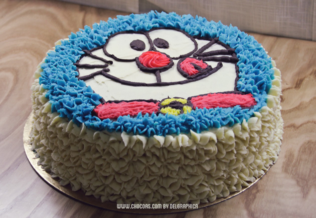tarta doraemon tarta infantil