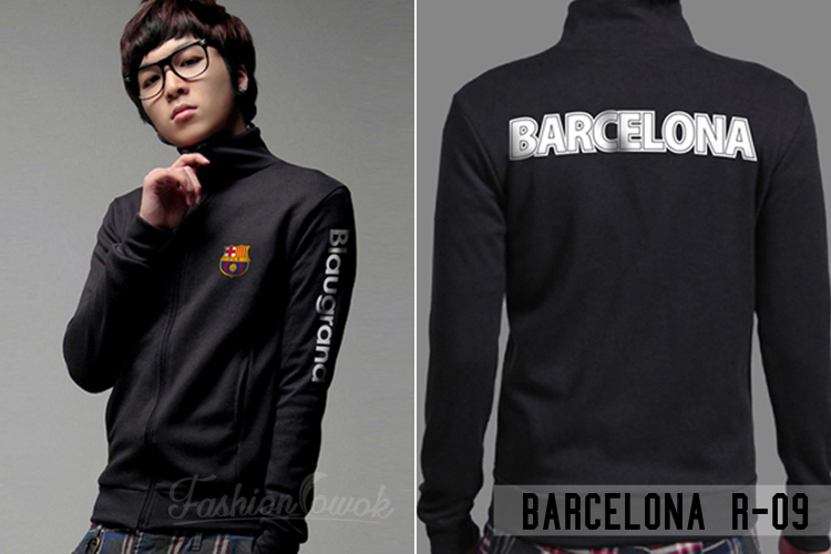 FASHION COWOK | Toko Jaket Online | Jaket Crows Zero | Jaket Korean Style | jual murah Barcelona Soccer Club Jacket | Jaket National Geographic