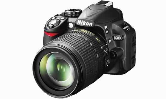 Harga dan Spesifikasi Kamera Nikon D3100 Terbaru 2014