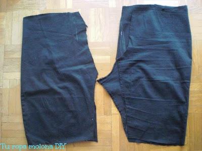 recicla pantalon