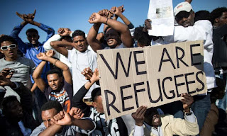 Israel to tell African migrants: leave or face indefinite imprisonment