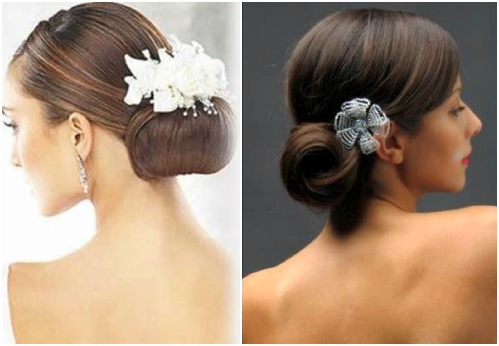 chignon hair accessories