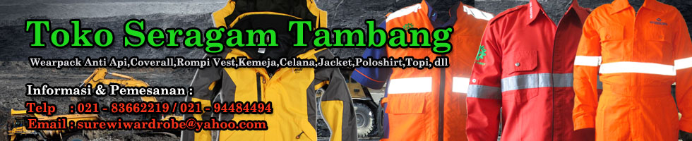 Wearpack Anti Api, Coverall Anti Api, Baju Anti Api.