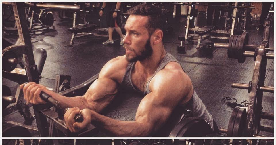 Anton Antipov - Fitness Model | Bodybuilding and Fitness Zone | 960 x 504 jpeg 80kB
