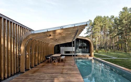 Villa G12 by Audrius Ambrasas Architects