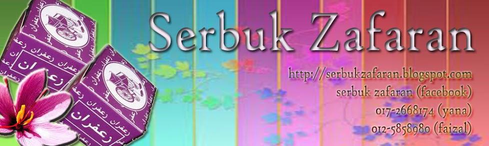 Serbuk Zafaran