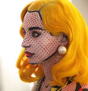 Lichtenstein Comic Girl by M.A.C. Cosmetics
