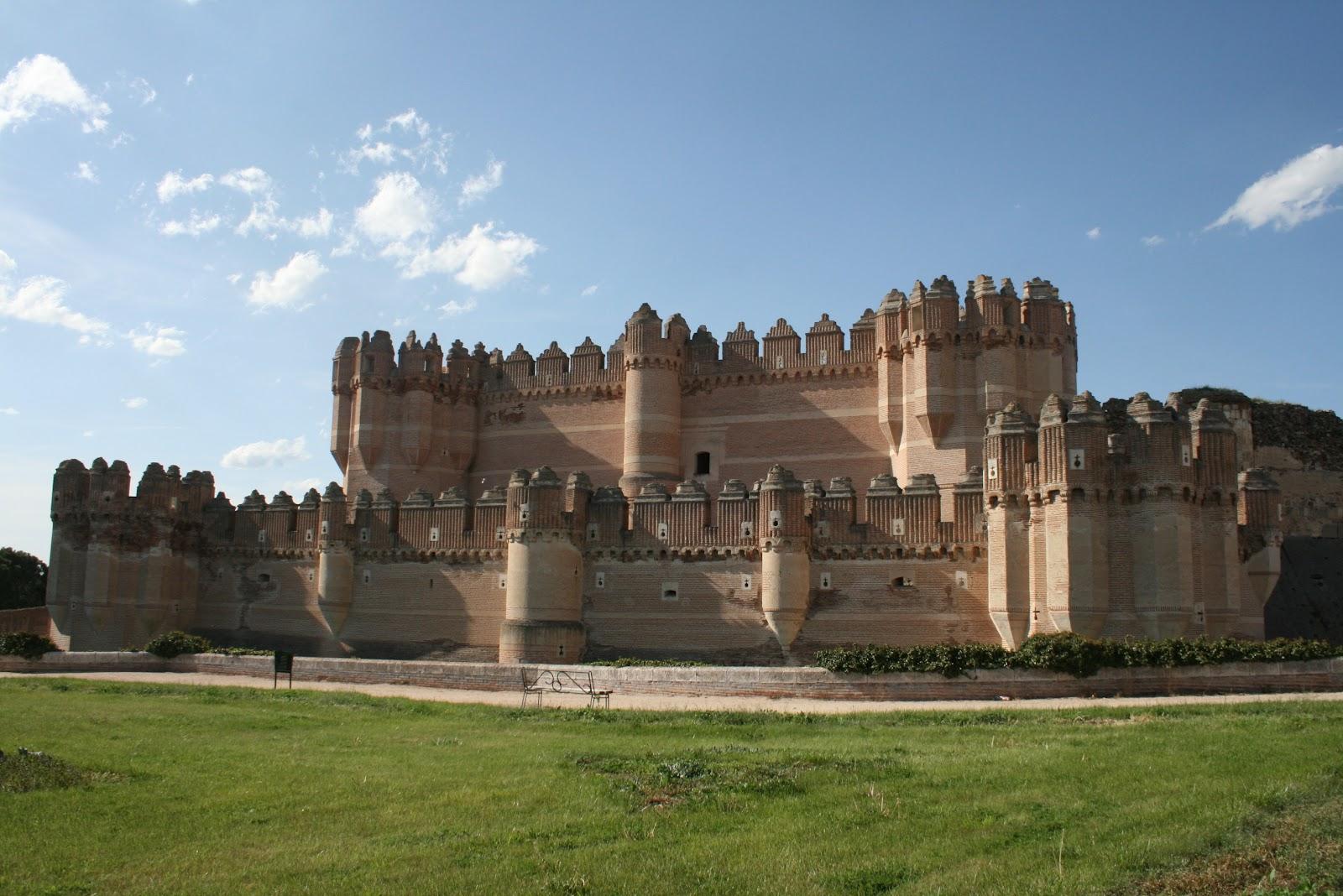 2012 Ruta de los Castillos