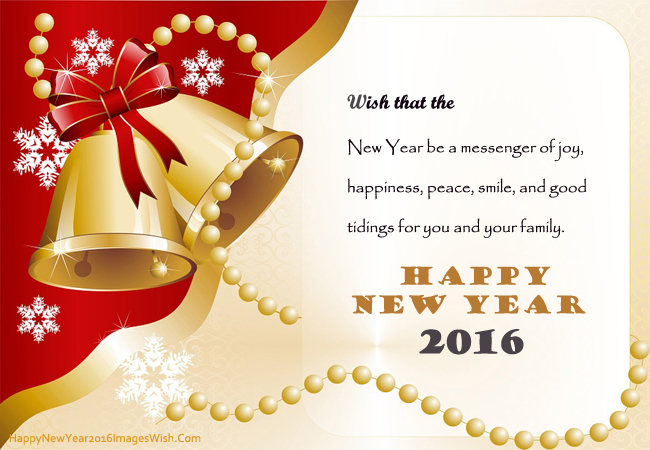 Greetings New Year 2016