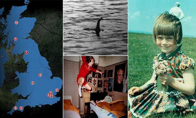 How Britain Is Full Of Paranormal Mysteries Which May Never Be Solved